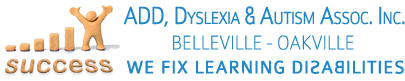 Belleville Dyslexia, ADD, & Autism