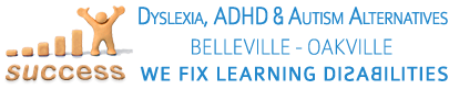 Dyslexia, ADHD & Autism Alternatives Belleville